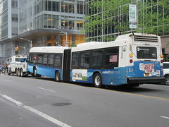 MTA Nova Bus LFS and Mack Granite