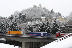 Notre Dame de Pipet, pont en hiver