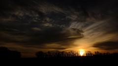 Daybreak.