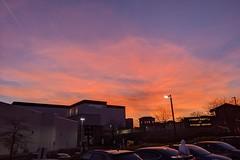 Mall Sunset