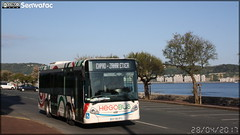 Heuliez Bus GX 137 – Transdev Urbain Pays Basque / Hegobus n°102