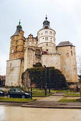 Château de Montbéliard - Avenue Aristide Briand