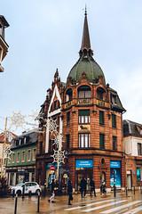 Lion de Peugeot - Avenue des Alliés