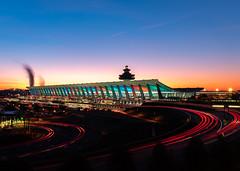 dulles international airport #1