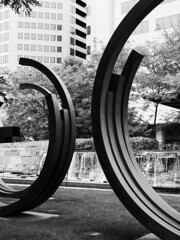 Citygarden sculptures - Downtown St Louis