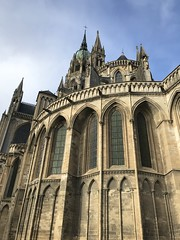Bayeux Cathedral.