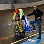 Piste Gent indiv achtervolging U 19 3000m 26-12-2019