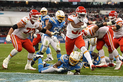 2019 Kansas City Chiefs at Los Angeles Chargers (Mexico City)