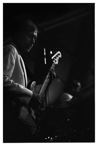 Gentbrugge Jazz - 1988 - The Harlem Jazz & Blues Band - Bassist
