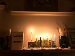 Sixth night of Chanukah