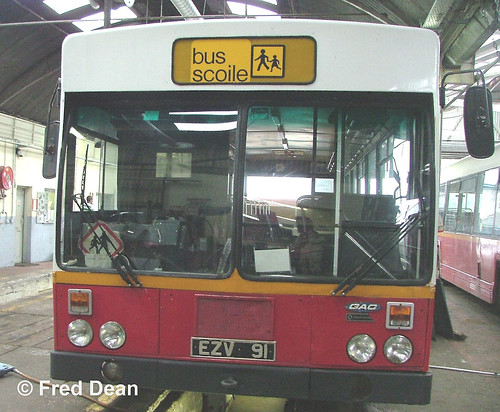 Bus Eireann KS91 (EZV91).