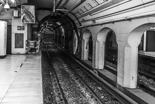Tunel hacia Medrano