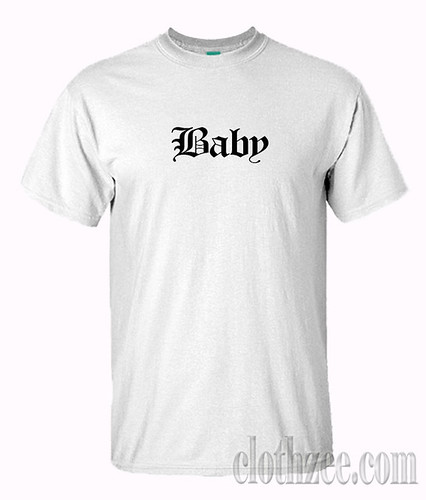 Baby Letter Trending T-Shirt