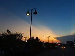 Rockford - Twilight with Crepsucular Rays