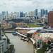 Singapore Skyline and Clarke Quay
