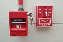 Fire alarm upgrade