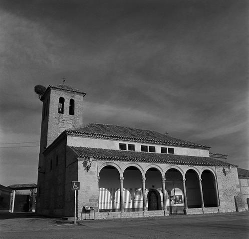 Galapagos, iglesia de La Cátedra de S. Pedro de Antioquia.
