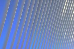 Oculus interior wall, New York, USA