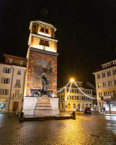 Around 8 PM: Altdorf (224/365)
