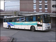 Irisbus Axer – CIF (Courriers d'Île-de-France) (Keolis) / STIF (Syndicat des Transports d'Île-de-France) n°073090