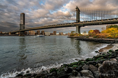New-York: Manhattan Bridge
