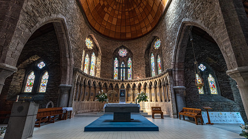 Ireland 2019 - Dingle, St.Mary Church