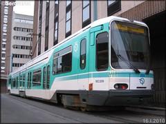 Alsthom TFS (Tramway Français Standard) – RATP (Régie Autonome des Transports Parisiens) / STIF (Syndicat des Transports d'Île-de-France) n°209