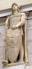 Statue at Washington Union Station
