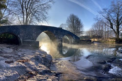 Pont romain, Ascain