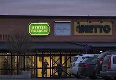 20191227 Systembolaget och Netto i Simrishamn 0151