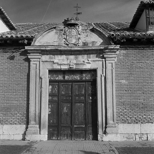 Galapagos, palacio de los Condes de Moriana.