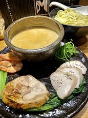 黃金雞湯拉麵, 濃厚海老沾麵, 隱家拉麵, 台北, 台灣, Taipei, Taiwan
