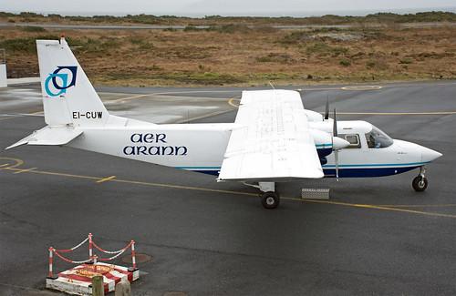 EI-CUW BN-2B-26 Islander