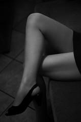 Those legs