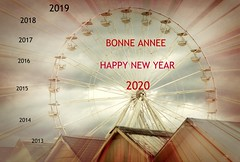 Belles fêtes de fin d'année à tous!