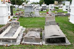 settling graves