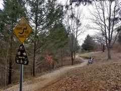 2019 Bike 180: Day 204 - Please Brake For Snakes