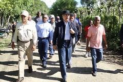 El Seibo: pequeños cacaocultores y ganaderos producirán más y mejor. En Visita Sorpresa, Danilo Medina conoce e impulsa sus proyectos