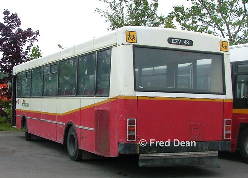 Bus Eireann KS48 (EZV48).