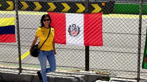 Uno de los días más felices de mi vida. Gran Premio de Interlagos F1. São Paulo 2019