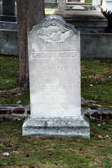 gravestone of Thomas Romer
