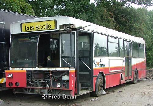 Bus Eireann KCS107 (UZG107).