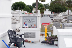 the tomb of a child