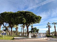 Antibes - town view