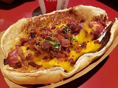Urban Hotdog. Albuquerque, NM. December 2019.