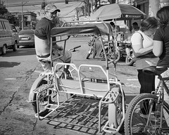 Tricycle Taxi (Pedicab)