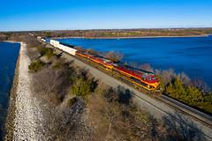 KCS 4606 - Lake Lavon Texas
