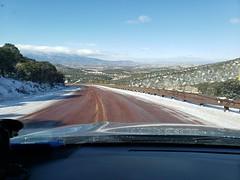 New Mexico. December 2019.