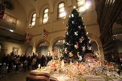 Christmas Tree and Neapolitan Baroque Crèche