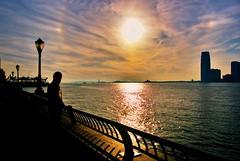 Sunset - Manhattan, New York City